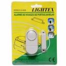 Mini-Alarme para Portas e Janelas LX-9805